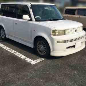 トヨタ bB 平成12年式